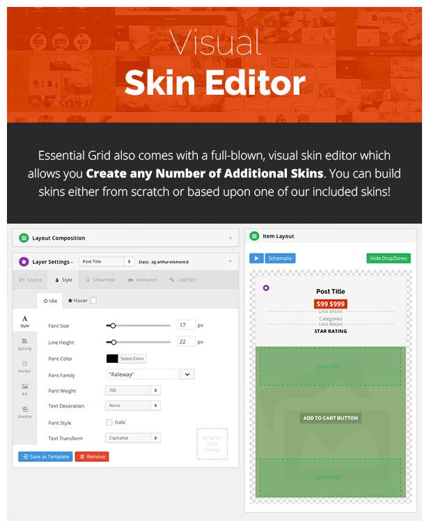 Essential Grid WordPress Plugin 37