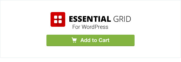 Purchase Essential Grid WordPress