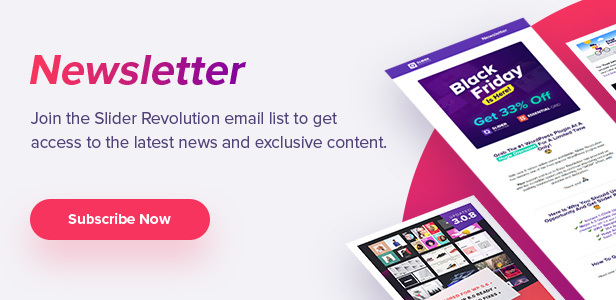 Slider Revolution Responsive WordPress Plugin - 1