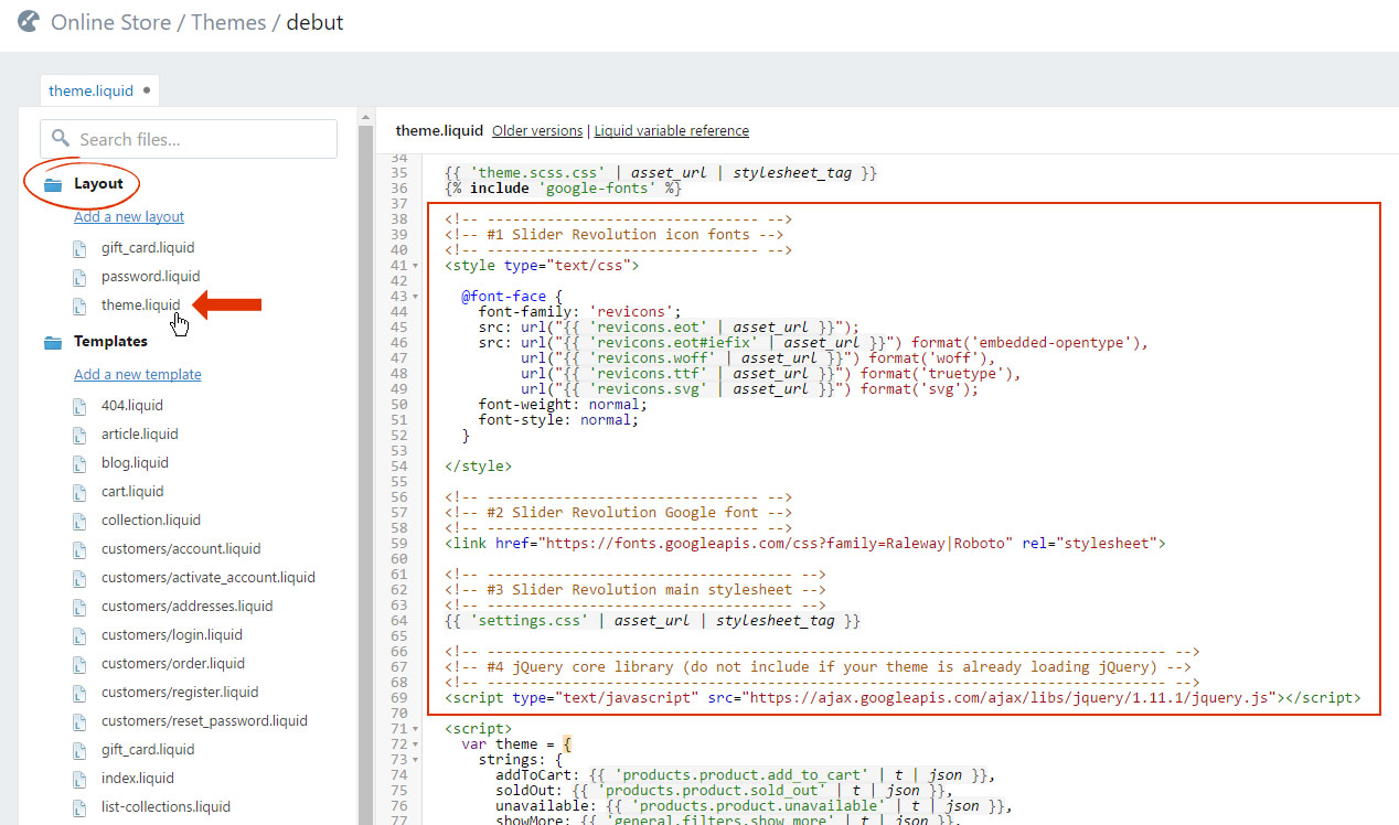 Google jquery themes - Only Include The Jquery Script 4 If Your Theme Does Not Already Include It