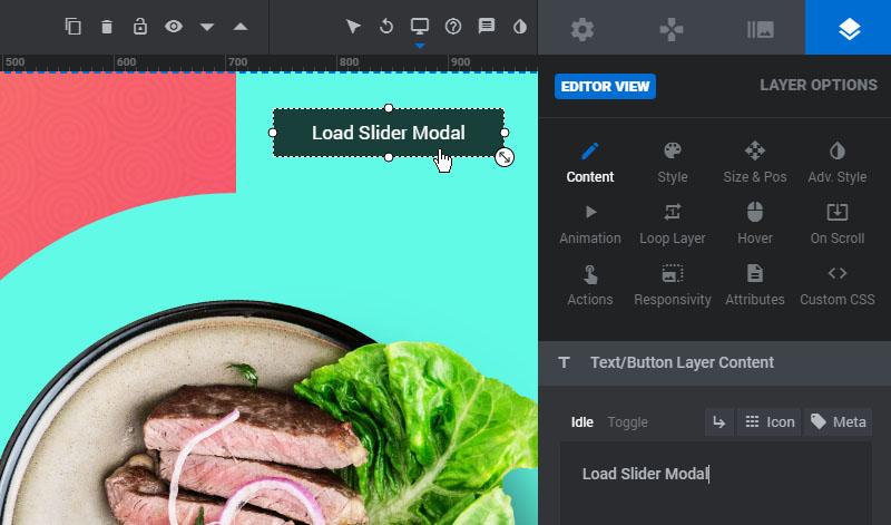 Lightbox / Modal – ThemePunch